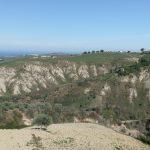 Uitzicht op de Adriatische zee vanuit ons huis