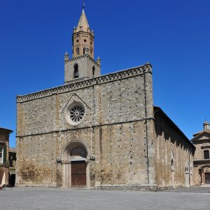 Kerk in Atri