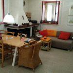 Girasole huiskamer met open haard