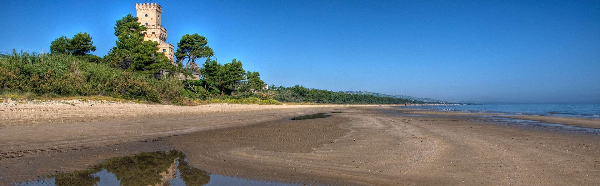 Strand van Pineto
